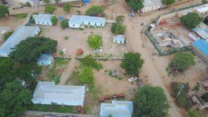 Poliisiyhteistyötä keskisessä Somaliassa