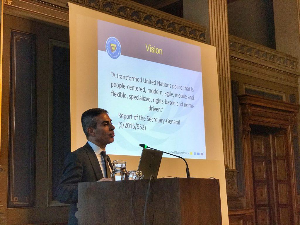 Mr. Ata Yenigun in Helsinki